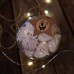 Boule meringues